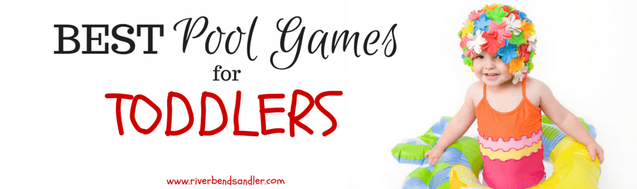 Best Pool Games for Toddlers