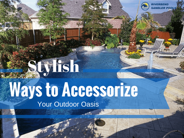 Stylish Ways to Accessorize Your Outdoor Oasis