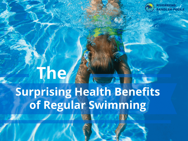 Read about some of the most surprising health benefits of regular swimming, courtesy of your custom pool builders in Dallas, Texas.