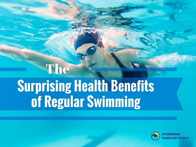 Riverbend Sandler Pools, your Dallas pool builder, discusses the surprising health benefits of swimming that few actually know about.