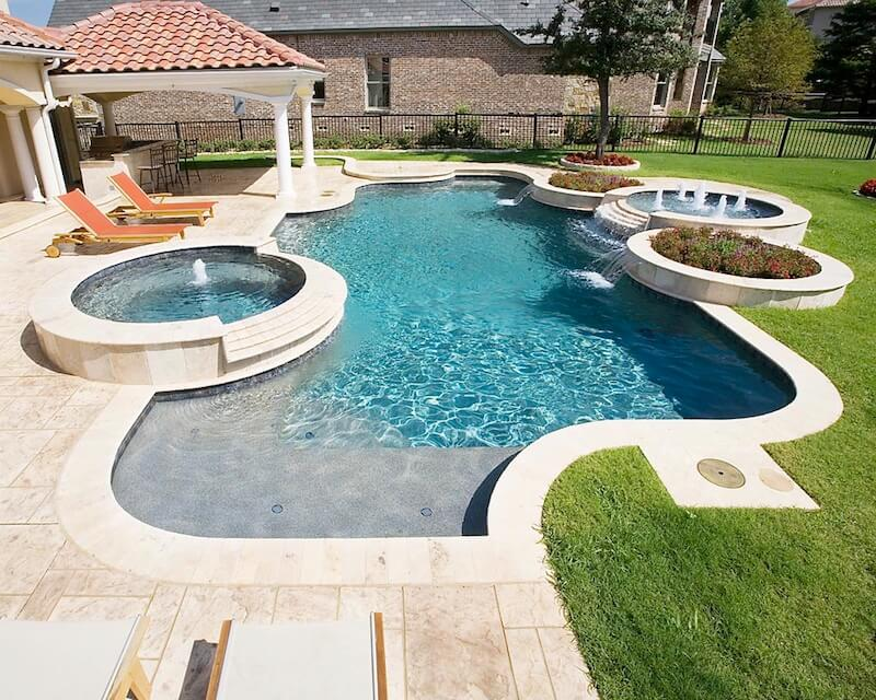 Owning A Pool plano custom swimming pool dallas pool builder frisco