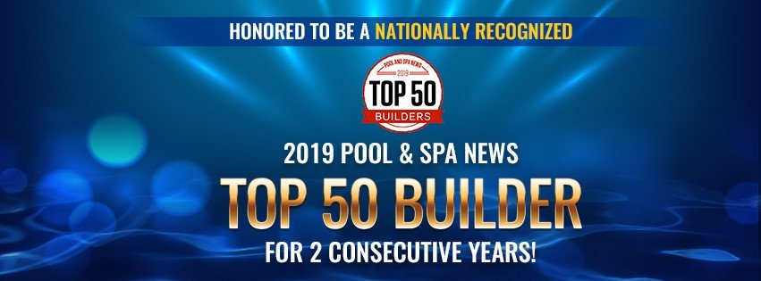 Riverbend Sandler Pools Makes Top 50 Pool Builders 2019 List